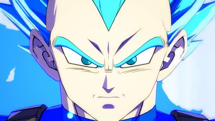 "Gamescom 2017 - Les ""Super Saiyans Bleus"" de Dragon Ball FighterZ"