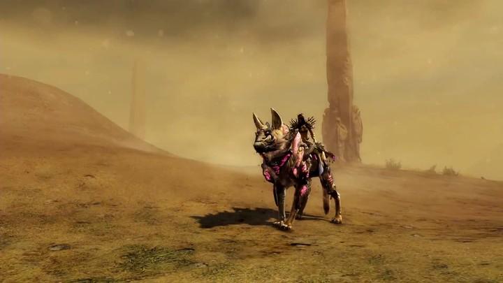 Guild Wars 2: Path of Fire ? Journal des développeurs : les montures
