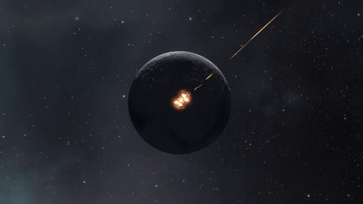 Aperçu de l'extraction lunaire sur EVE Online