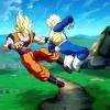 Présentation de Vegeta dans Dragon Ball FighterZ