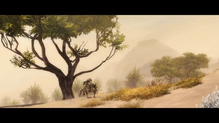 Bande-annonce de lancement de Guild Wars 2: Path of Fire