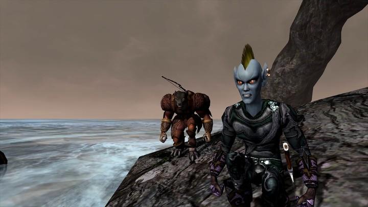 Cinématique de lancement de Darkfall: Rise of Agon