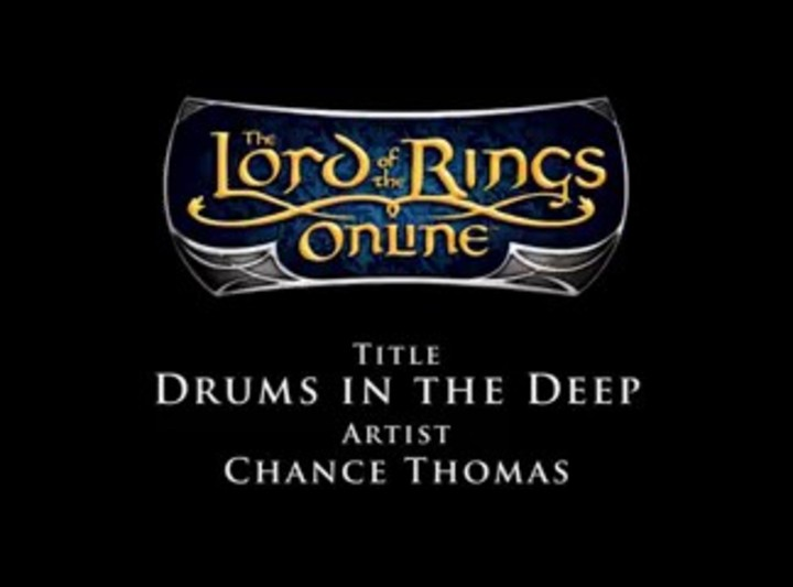 Bande Originale du SdaO - Chance Thomas - Drums in the deep