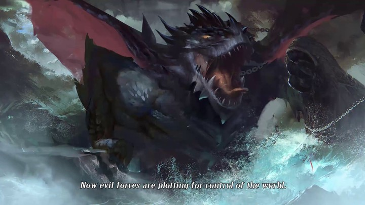 Bande-annonce de lancement de Taichi Panda 3: Dragon Hunter
