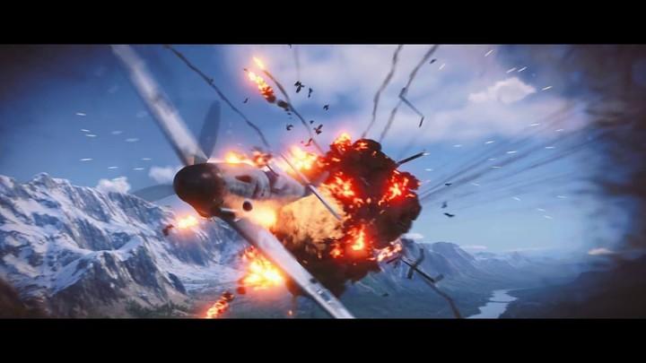 Aperçu in-game de World of Warplanes 2.0
