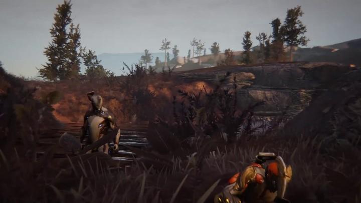 Bande-annonce de lancement de Warframe: Plains of Eidolon