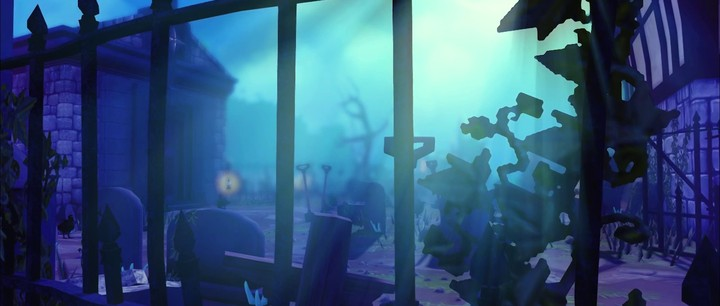 Bande-annonce de la Dimension des Damnés de RuneScape