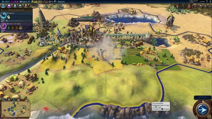Jayavarman prend la tête des Khmers dans Civilization VI (VOSTFR)
