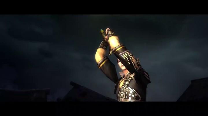 "Age of Wushu esquisse son mode ""Battle Royale"""