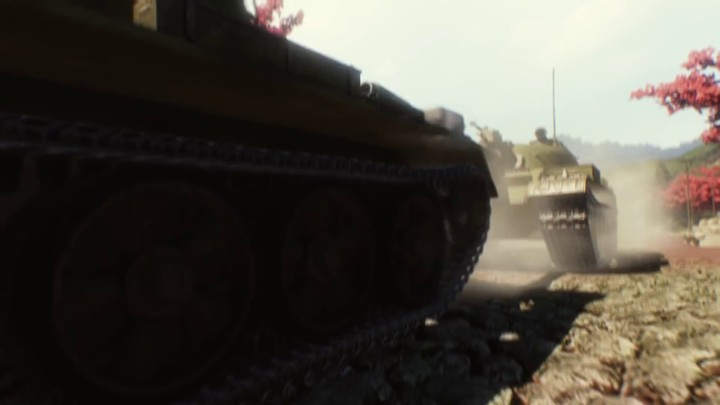"Aperçu de l'extension ""Art of War"" d'Armored Warfare"