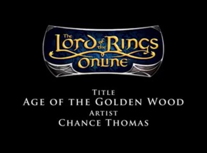 Bande Originale du SdaO - Chance Thomas - Ages of the golden wood