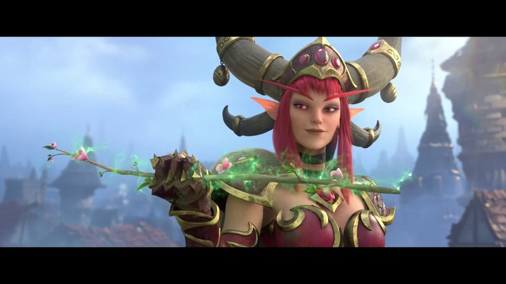 "BlizzCon 2017 - Cinématique ""Dragons of the Nexus"" de Heroes of the Storm"