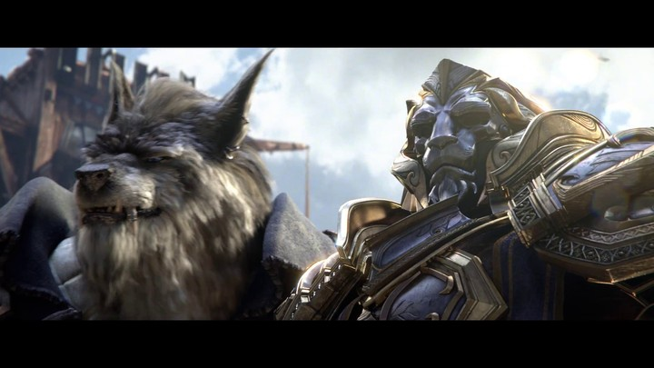 "Première cinématique de l'extension ""Battle for Azeroth"" de World of Warcraft"