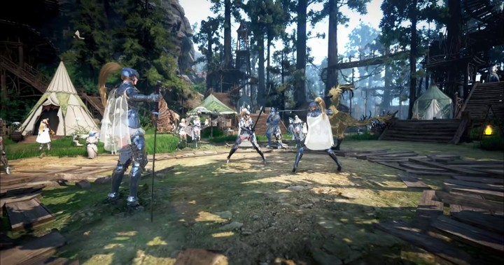 Exploration de Kamasylvia II dans Black Desert Online (version occidentale)