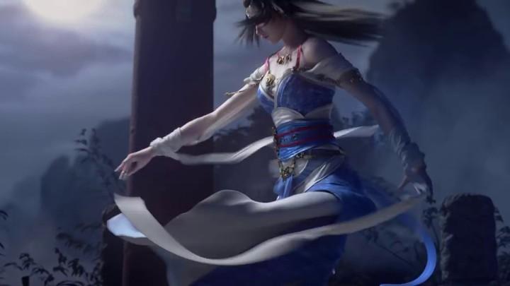 Cinématique de bêta coréenne de Moonlight Blade