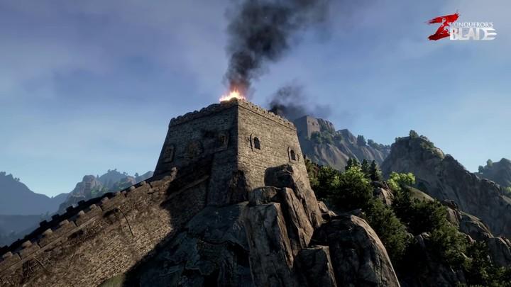 Bande-annonce de bêta-test de Conqueror's Blade (War Rage)