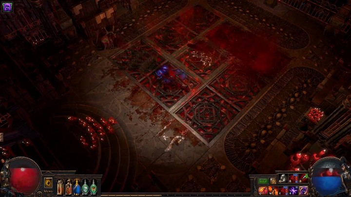 Lancement de Path of Exile: War for the Atlas sur Xbox One