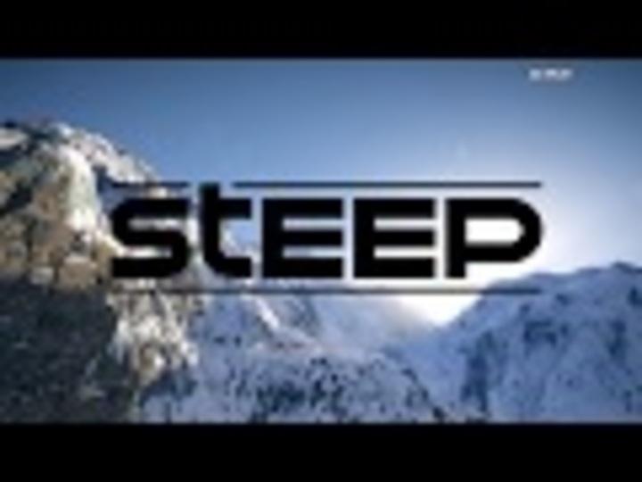 60 minutes chrono - #24 - Steep : En route pour les Jeux Olympiques (PC/PlayStation 4/Xbox One)