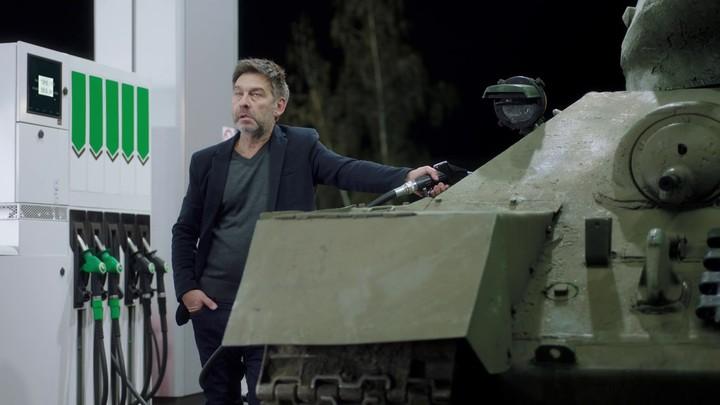 Publicité pour World of Tanks