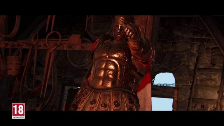 Aperçu du Centurion de For Honor