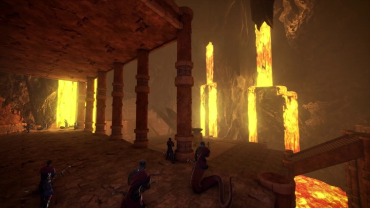 Première bande-annonce de Neverwinter: Lost City of Omu
