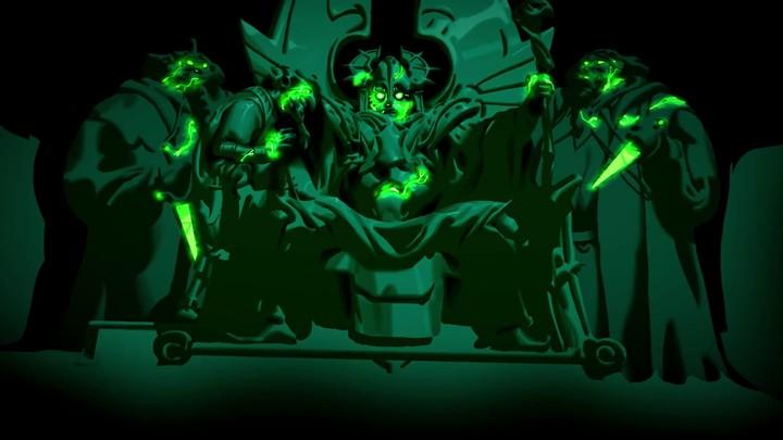 RuneScape - Bande-annonce : La cité d'or de Ménaphos
