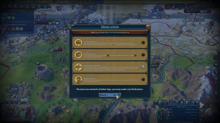 Civilization VI : l'extension Rise and Fall se détaille en vidéo