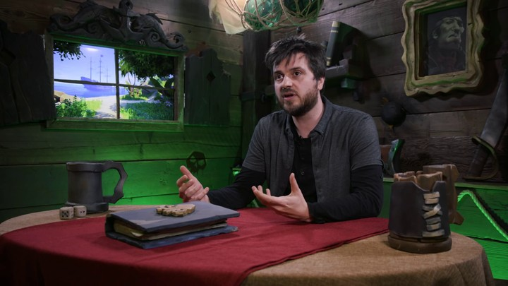 Journal de développement : le monde de Sea of Thieves
