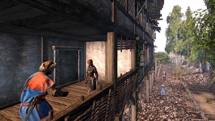 De la gestion politique de Life is Feudal: MMO