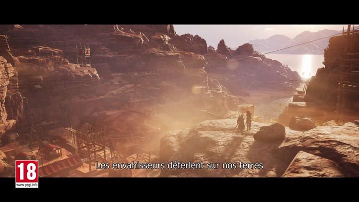 Bande-annonce de lancement de Assassin's Creed Origins: The Hidden Ones