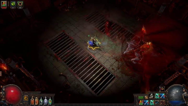 Aperçu du boss Vilenta de Path of Exile