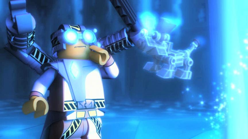 E3 2010 : Bande-annonce cinématique de LEGO Universe