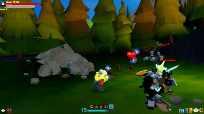 E3 2010 : Scènes de combat