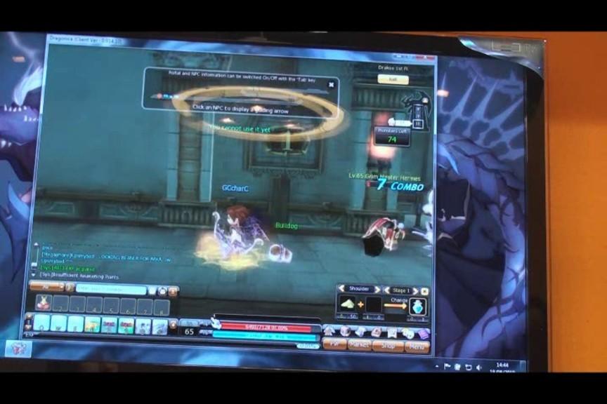 GamesCom 2010 : Interview du producteur de Dragonica