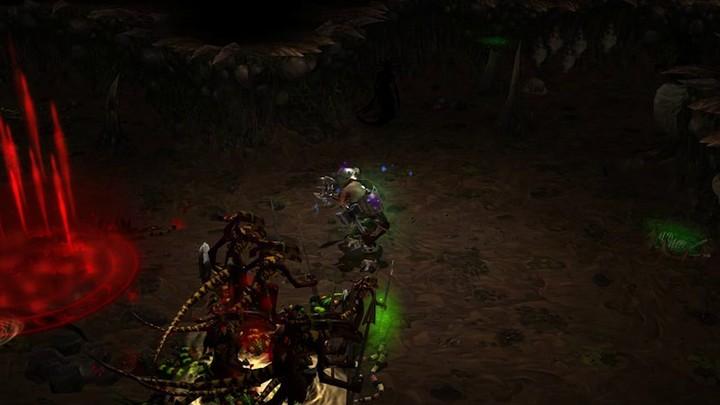 Le gameplay du Scarificateur Combattant de Mythos