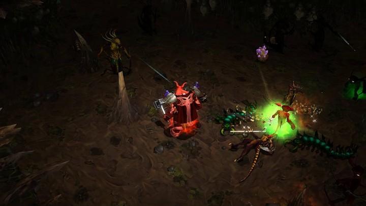 Le gameplay du Scarificateur Bourreau de Mythos