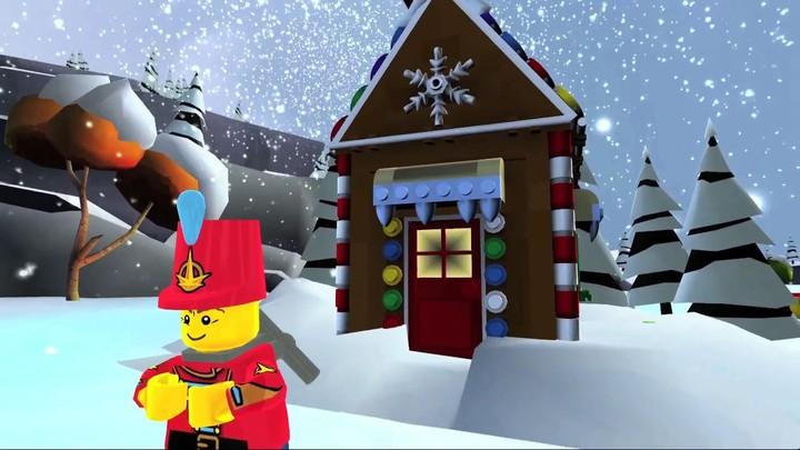 Mise à jour hivernale de LEGO Universe