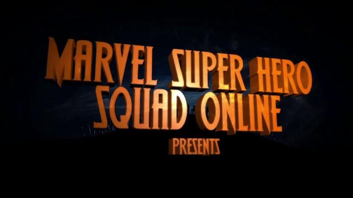 Bande-annonce d'Halloween de Super Hero Squad Online