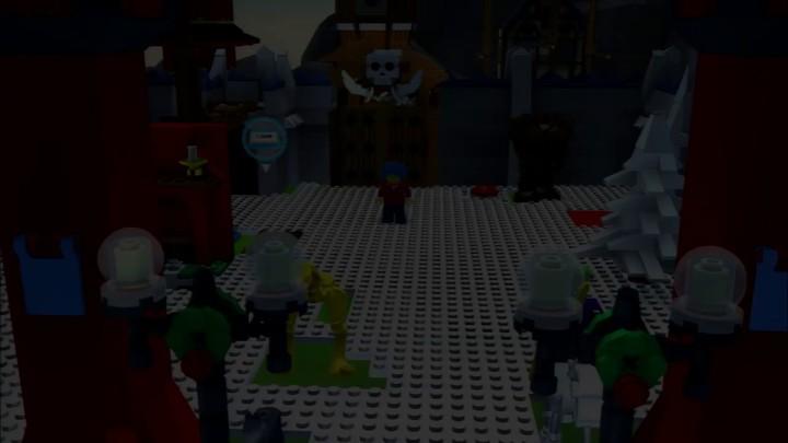 Bande-annonce Toy Fair de LEGO Universe