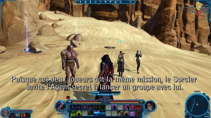E3 2011 : Démonstration développeur : Tatooine