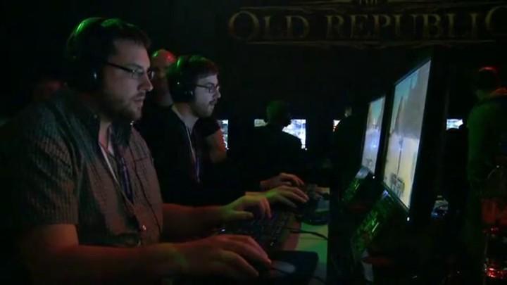 E3 2011 : Les fans de Star Wars The Old Republic à l'E3 2011