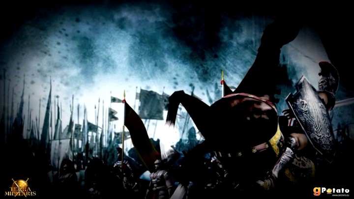 Bande-annonce 2011 du jeu de gestion/stratégie Terra Militaris