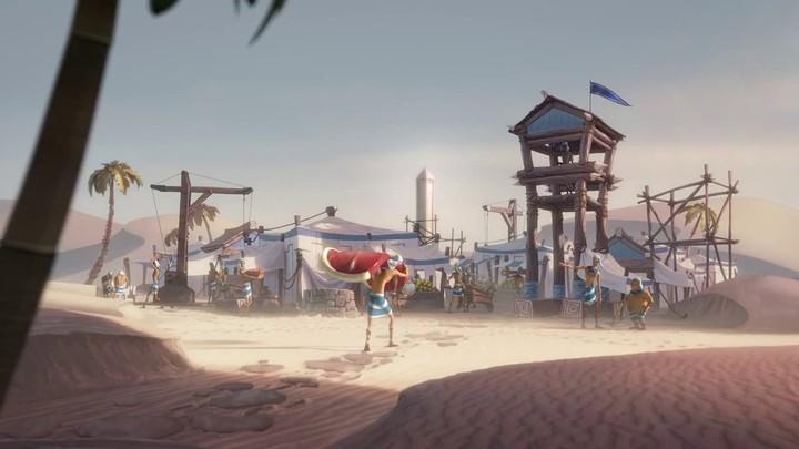 Bande-annonce cinématique de lancement d'Age of Empires Online