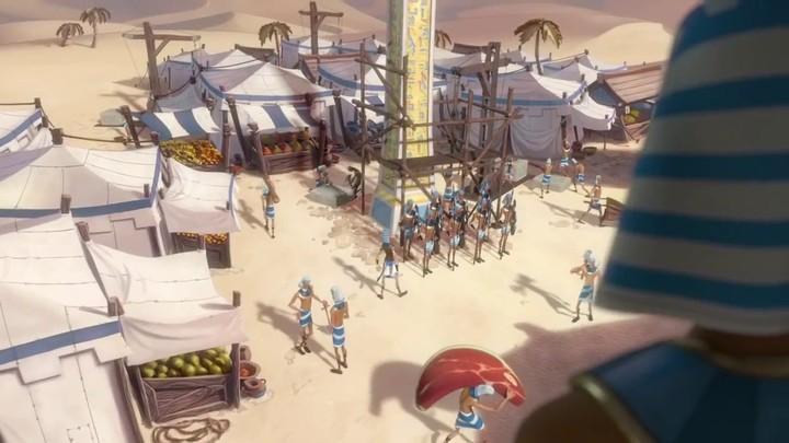 Bande-annonce cinématique d'Age of Empires Online (version longue)