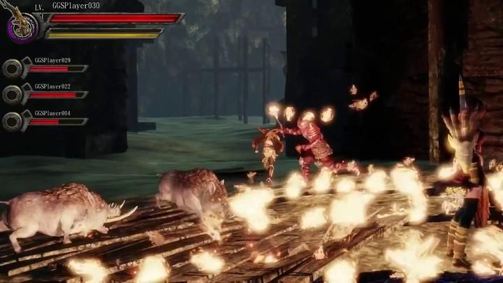 GGS 2011 - Aperçu de la démo de Core Blaze
