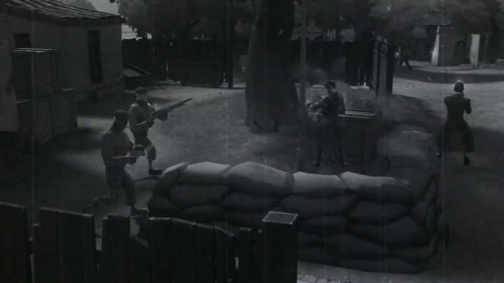 "Aperçu du mode ""Capture The Flag"" de Battlefield Heroes"