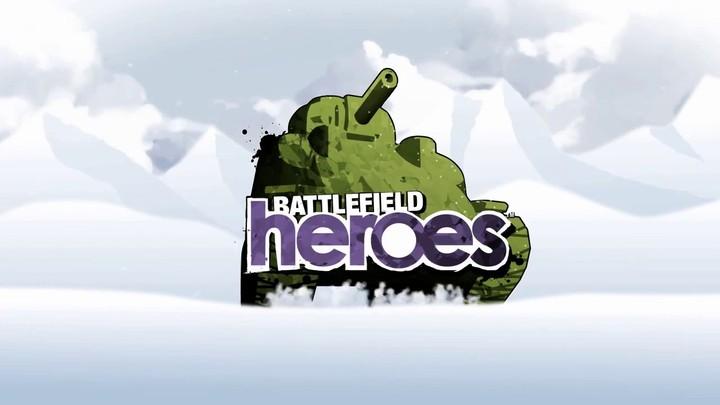 Battlefield Heroes fête Noël