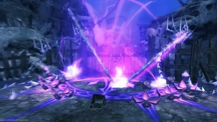 Aperçu de l'instance Apocalypse Nest de Dragon Nest