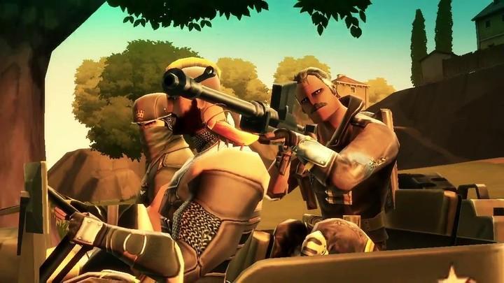 Affrontements de véhicules dans Battlefield Heroes