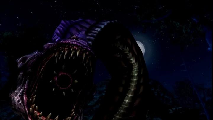 Bestiaire de DDO : Purple Worm